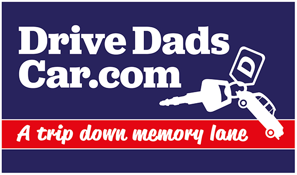 Drive Dads Car Logo
